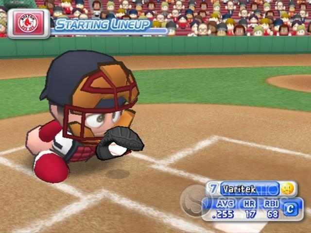 MLB Power Pros 2008 Screenshot #116 for Wii