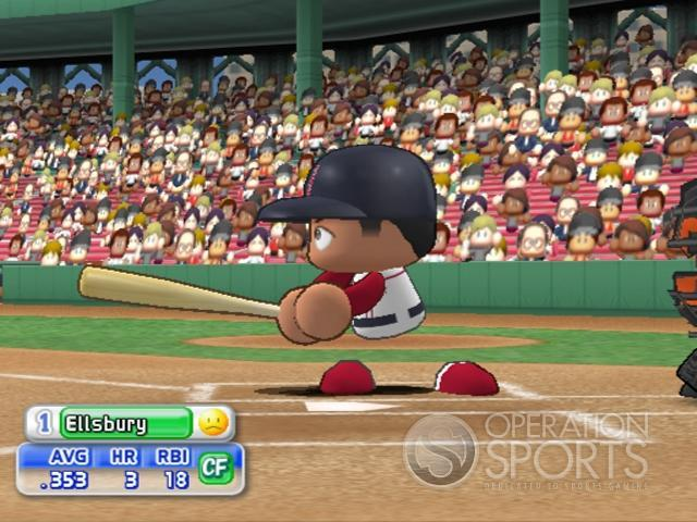 MLB Power Pros 2008 Screenshot #117 for Wii