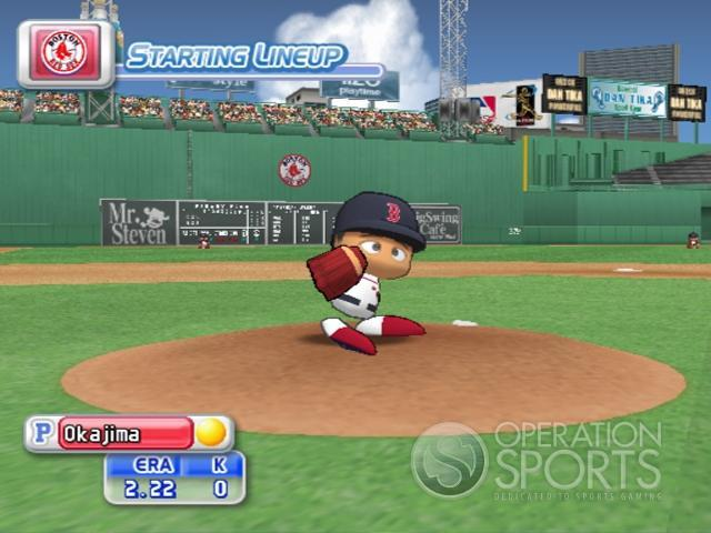 MLB Power Pros 2008 Screenshot #119 for Wii