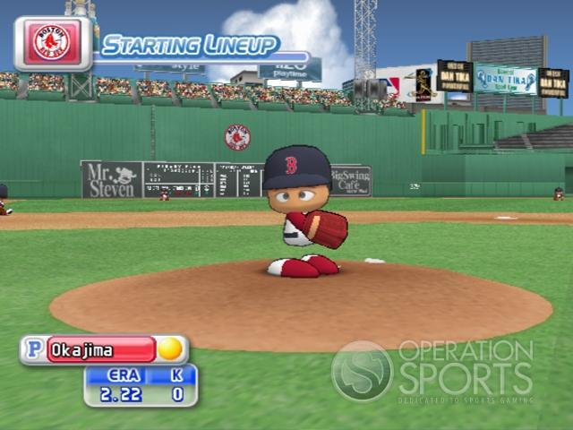 MLB Power Pros 2008 Screenshot #120 for Wii
