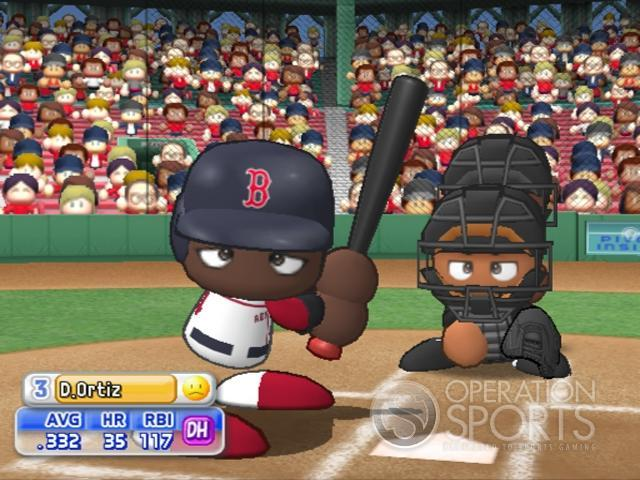 MLB Power Pros 2008 Screenshot #122 for Wii