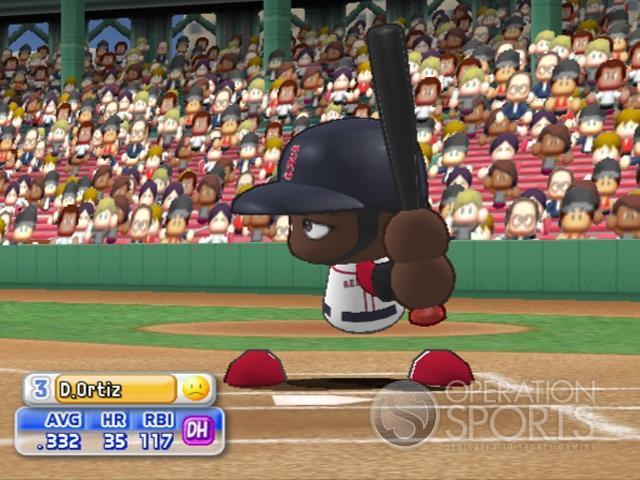 MLB Power Pros 2008 Screenshot #123 for Wii