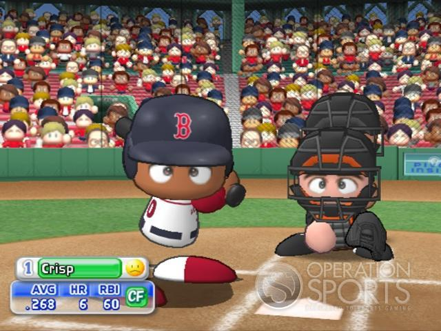MLB Power Pros 2008 Screenshot #124 for Wii
