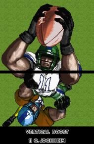 Tecmo Bowl: Kickoff screenshot #5 for NDS - Click to view
