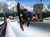 Shaun White Snowboarding screenshot #4 for Wii - Click to view
