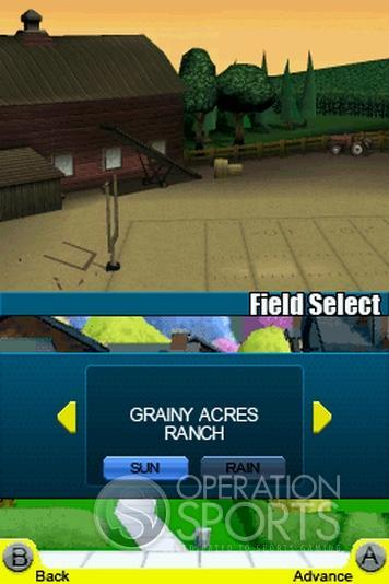 Backyard Football '09 Screenshot #3 for NDS