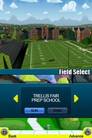Backyard Football '09 screenshot #17 for NDS - Click to view