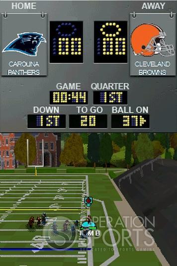Backyard Football '09 Screenshot #18 for NDS - Operation ...