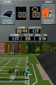 Backyard Football '09 screenshot #18 for NDS - Click to view