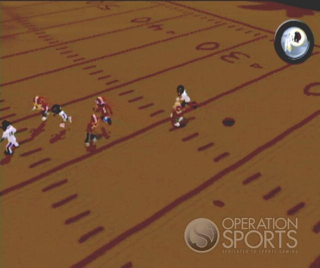 Backyard Football '09 Screenshot #15 for Wii