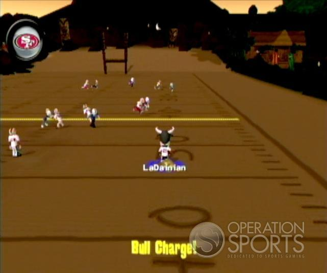 Backyard Football '09 Screenshot #17 for Wii