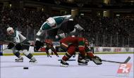 NHL 2K9 screenshot #12 for Wii - Click to view