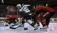 NHL 2K9 screenshot #14 for Wii - Click to view