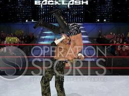 WWE Smackdown! vs. Raw 2009 Screenshot #4 for NDS