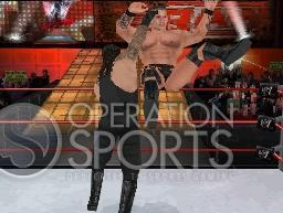 WWE Smackdown! vs. Raw 2009 Screenshot #8 for NDS