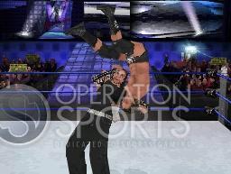 WWE Smackdown! vs. Raw 2009 Screenshot #11 for NDS