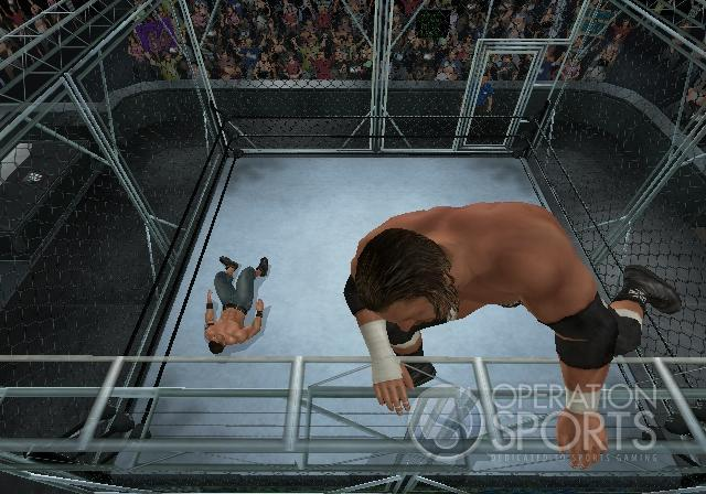 WWE Smackdown! vs. Raw 2009 Screenshot #2 for Wii