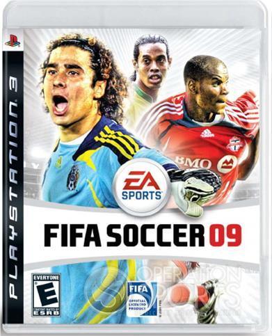 FIFA Soccer 09 Screenshot #1 for PS3