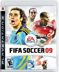 FIFA Soccer 09 screenshot #1 for PS3 - Click to view