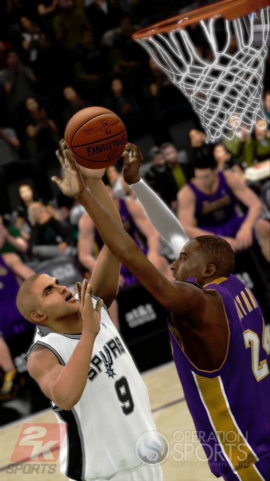 NBA 2K9 Screenshot #14 for Xbox 360
