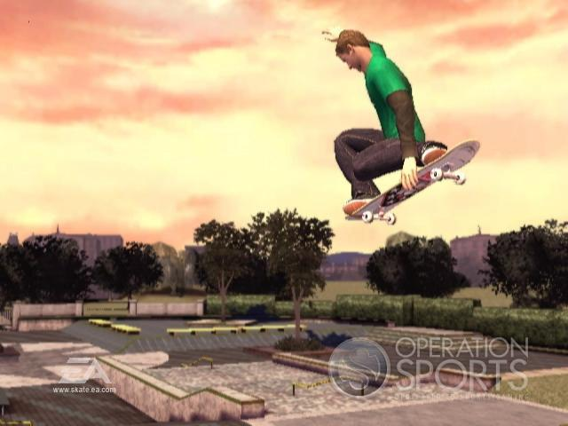 Skate It Screenshot #10 for Wii