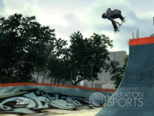 Skate It Screenshot #11 for Wii