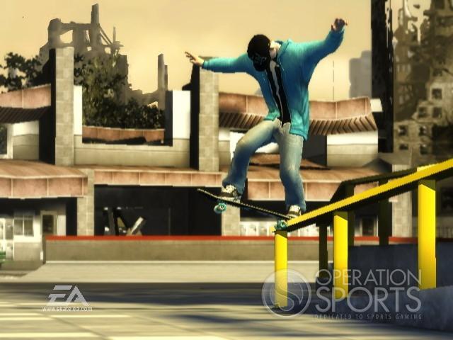 Skate It Screenshot #14 for Wii