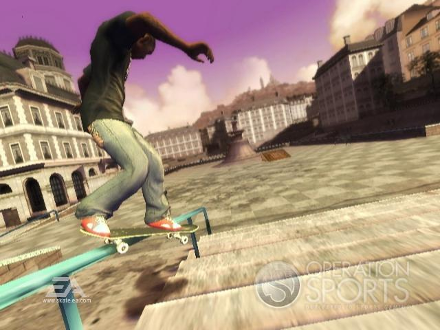 Skate It Screenshot #16 for Wii