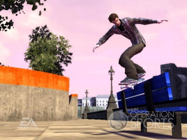 Skate It Screenshot #17 for Wii
