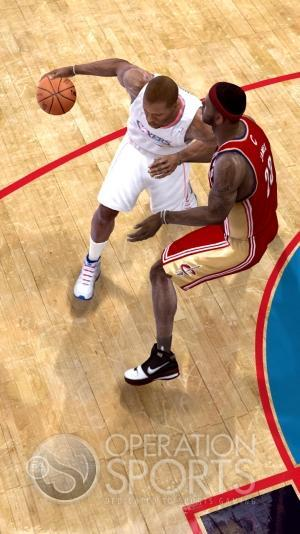 NBA Live 09 Screenshot #74 for Xbox 360
