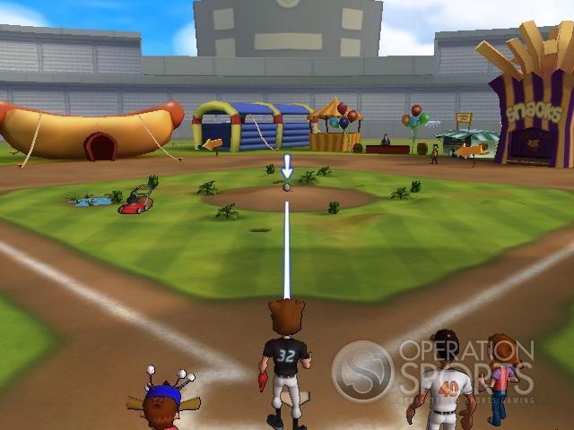 MLB Superstars Screenshot #2 for Wii