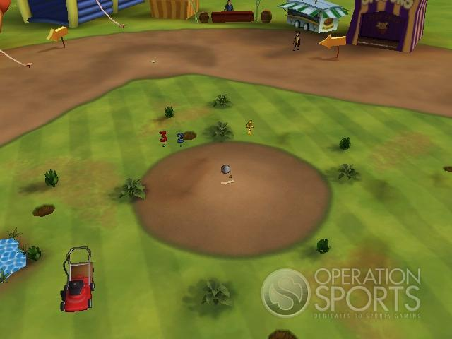 MLB Superstars Screenshot #3 for Wii