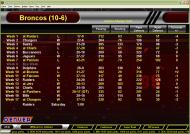 Football Mogul 2009 screenshot #8 for PC - Click to view
