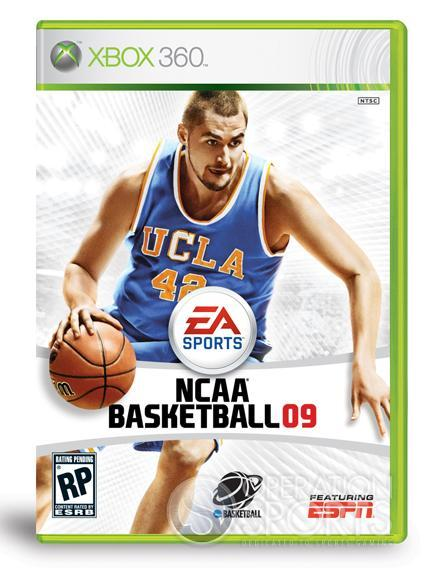 NCAA Basketball 09 Screenshot #1 for Xbox 360