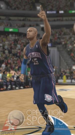 NBA 2K9 Screenshot #17 for Xbox 360