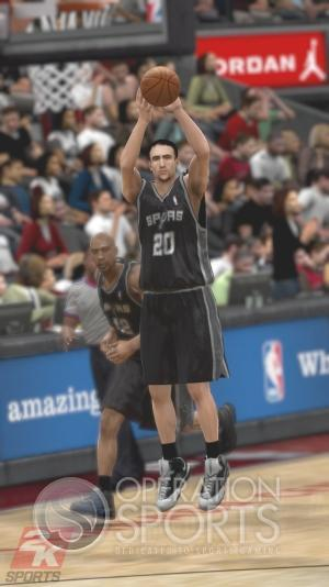 NBA 2K9 Screenshot #19 for Xbox 360
