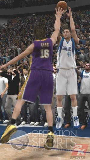 NBA 2K9 Screenshot #23 for Xbox 360
