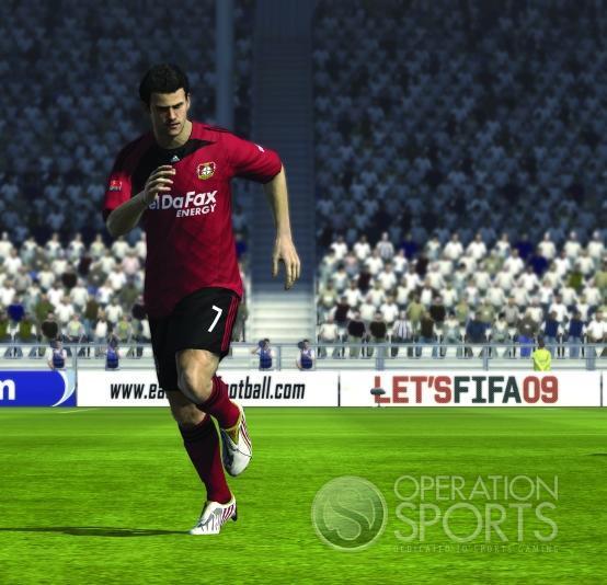FIFA Soccer 09 Screenshot #39 for Xbox 360