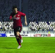 FIFA Soccer 09 screenshot #39 for Xbox 360 - Click to view