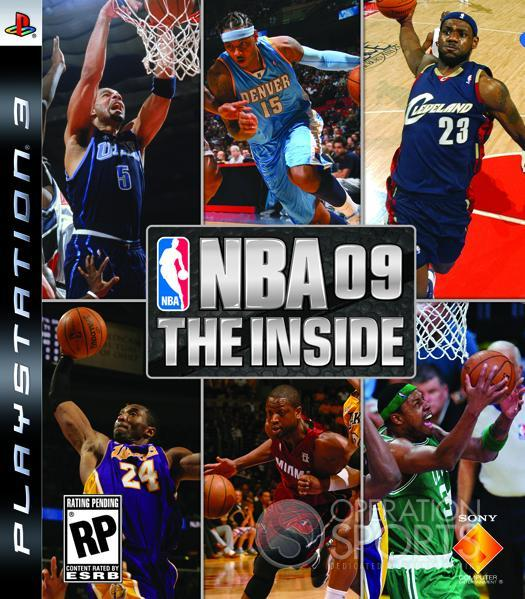 NBA 09 The Inside Screenshot #28 for PS3