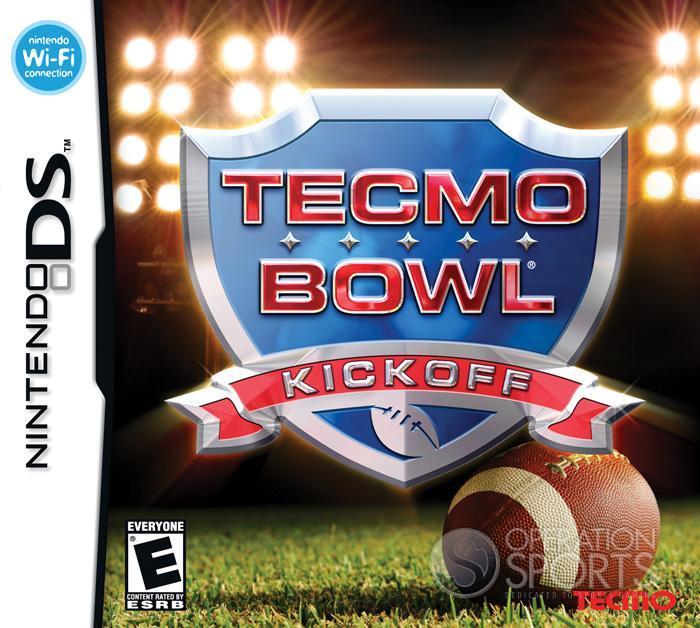 Tecmo Bowl: Kickoff Screenshot #6 for NDS