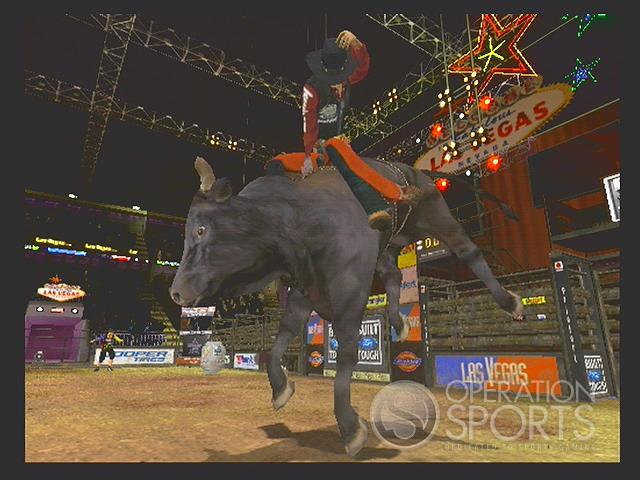 Professional Bull Riders Out of the Chute Screenshot #1 for Wii