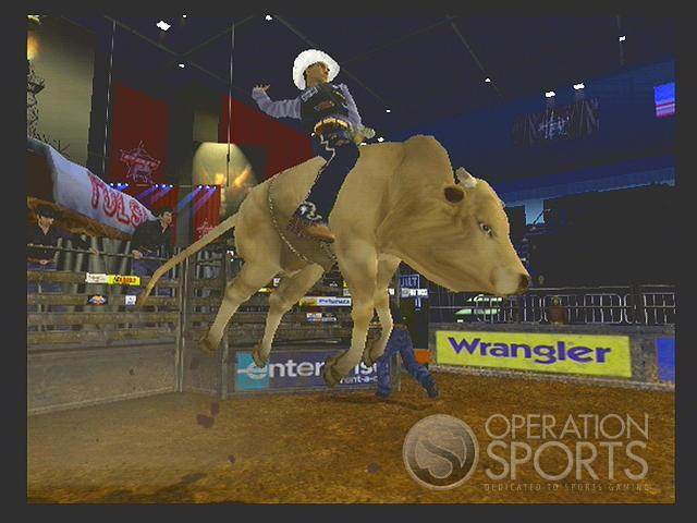 Professional Bull Riders Out of the Chute Screenshot #2 for Wii