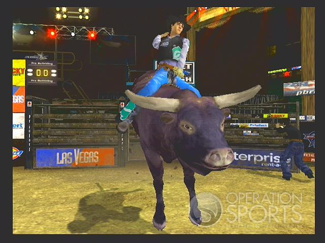 Professional Bull Riders Out of the Chute Screenshot #4 for Wii