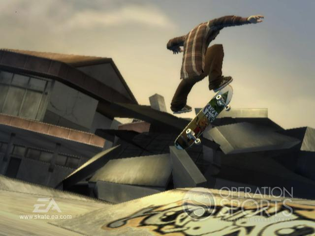 Skate It Screenshot #22 for Wii