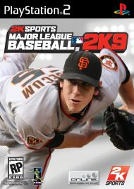 Major League Baseball 2K9 screenshot #1 for PS2 - Click to view