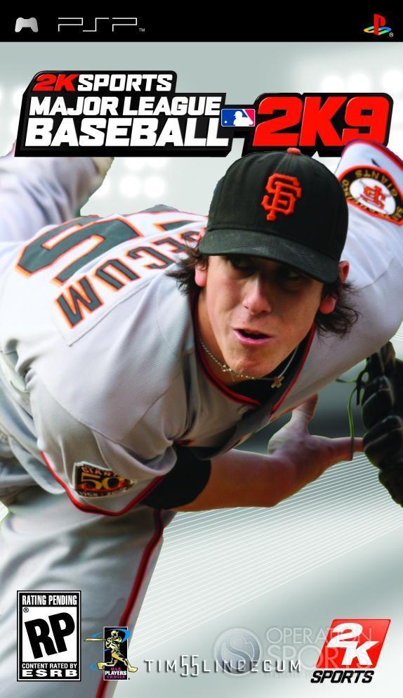 Major League Baseball 2K9 Screenshot #1 for PSP