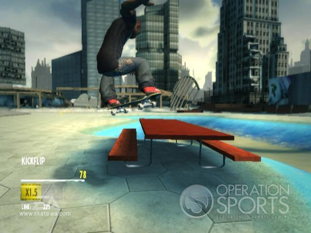 Skate It Screenshot #27 for Wii