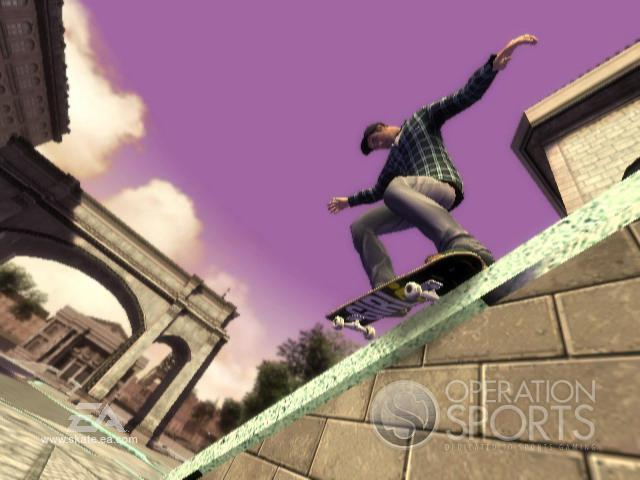 Skate It Screenshot #30 for Wii