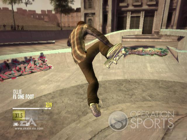 Skate It Screenshot #31 for Wii